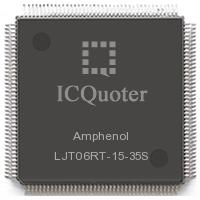 Amphenol Part Number LJT07RT-11-99P